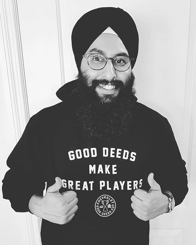 The @ChevroletCanada #GoodDeedsCup is committed to creating champions off the ice as well as on it.  They've teamed up with the @PeaceCollective to create a limited run of sweatshirts, with all proceeds from each sale going towards the @HockeyCanada Foundation Dreams Come True program, which brings #hockey to kids who wouldn't otherwise get a chance to play.  Visit GoodDeedsCup.shop for more info.  #Chevrolet_Ambassador #DreamsComeTrue #HockeyCanada #Chevrolet #Chevy #PeaceCollective #GoodDeeds #Community