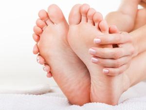 Causas del dolor de pies