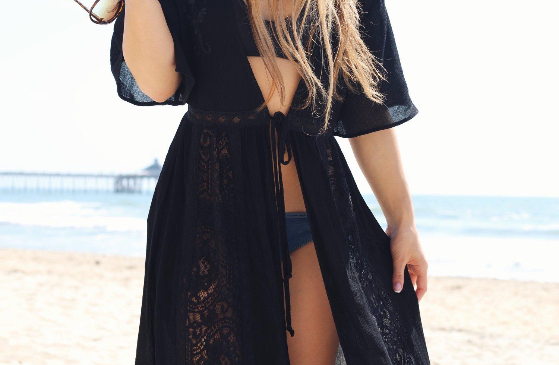 bikini beach California fashion style vacation summer blog blogger brandy Melville topshop body