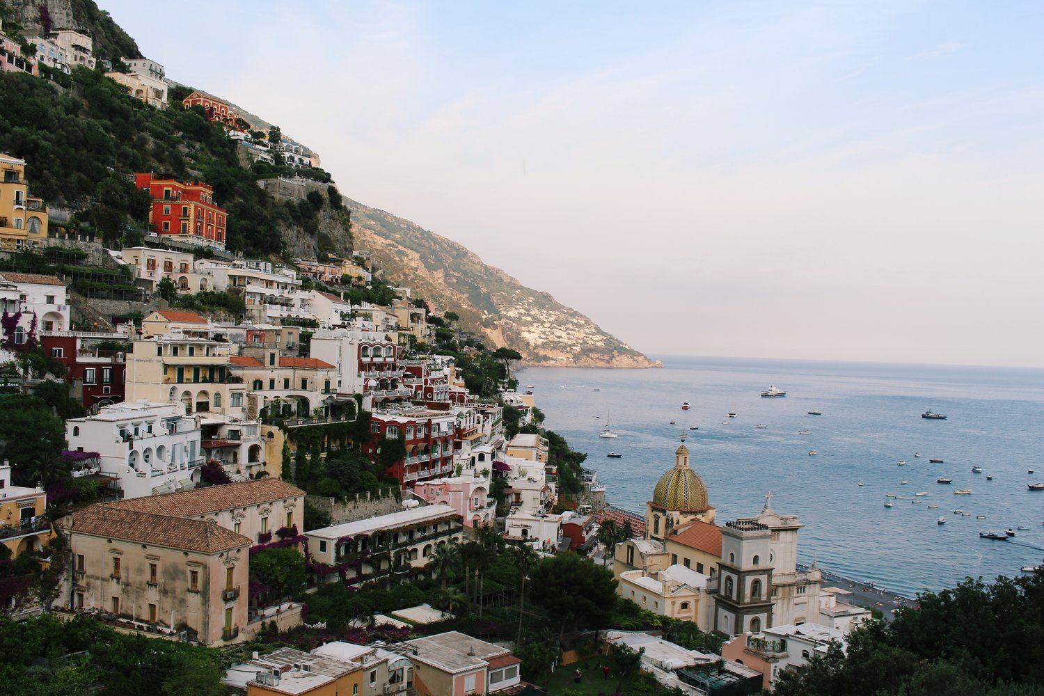 travel Amalfi coast Italy Positano vacation blog blogger fashion style food outfit ootd Nikki acuna