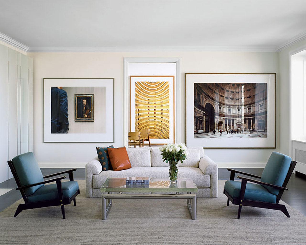 Interiors And Fine Art