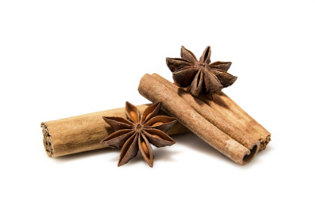 Cinnamon Bark & Star Anise
