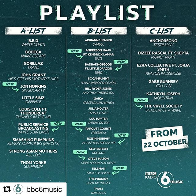 HOLY FREAKING A-LIST BATMAN #AllIdo #MumWeMadeItEvenMore 🙏🏽 @yourarmy_ and @bbc6music