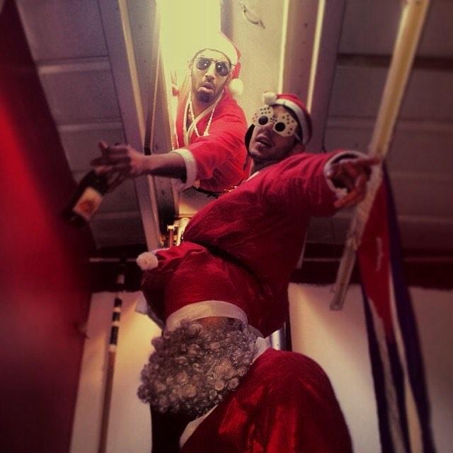 Merry Christmas MOFOs #CantFixWhatAintBroke #MerryChristmas
