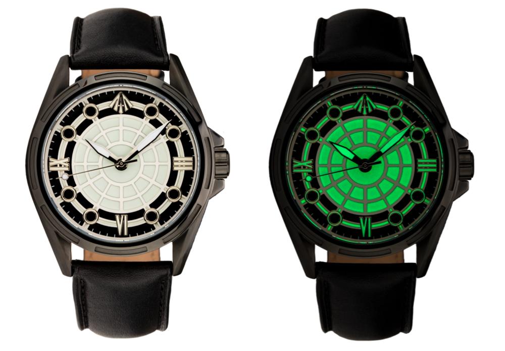 Sentinel #2 (black PVD) - $499 USD