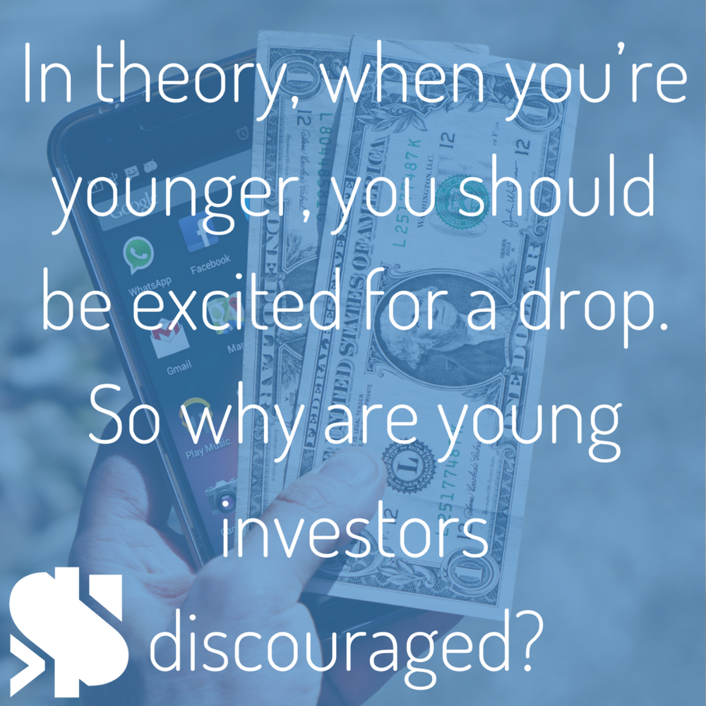 In theory, when you're younger, you should be excited for a drop. So why are young investors discouraged_.png