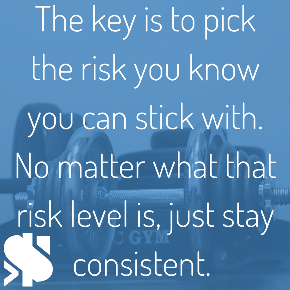 The key is to pick the risk you know you can stick with. No matter what that risk level is, just stay consistent..png