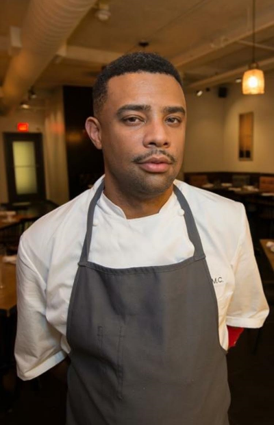 Chef Marcellus Coleman