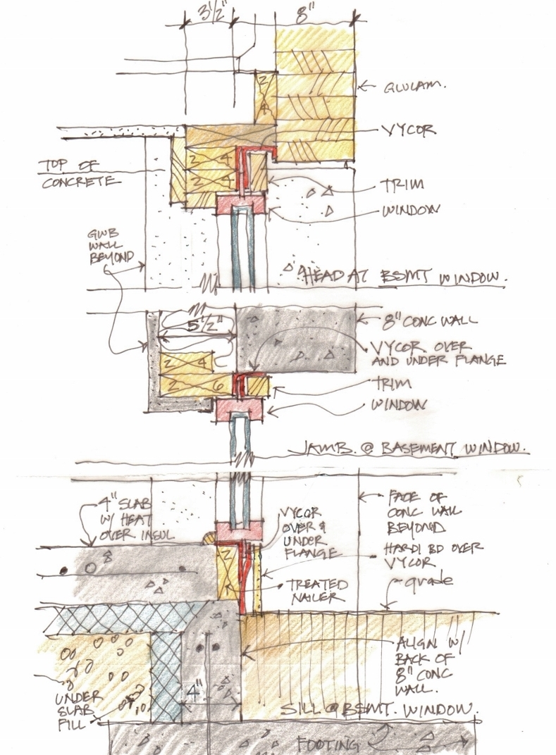 Sketch Detailing in Architecture — Soldano|Luth