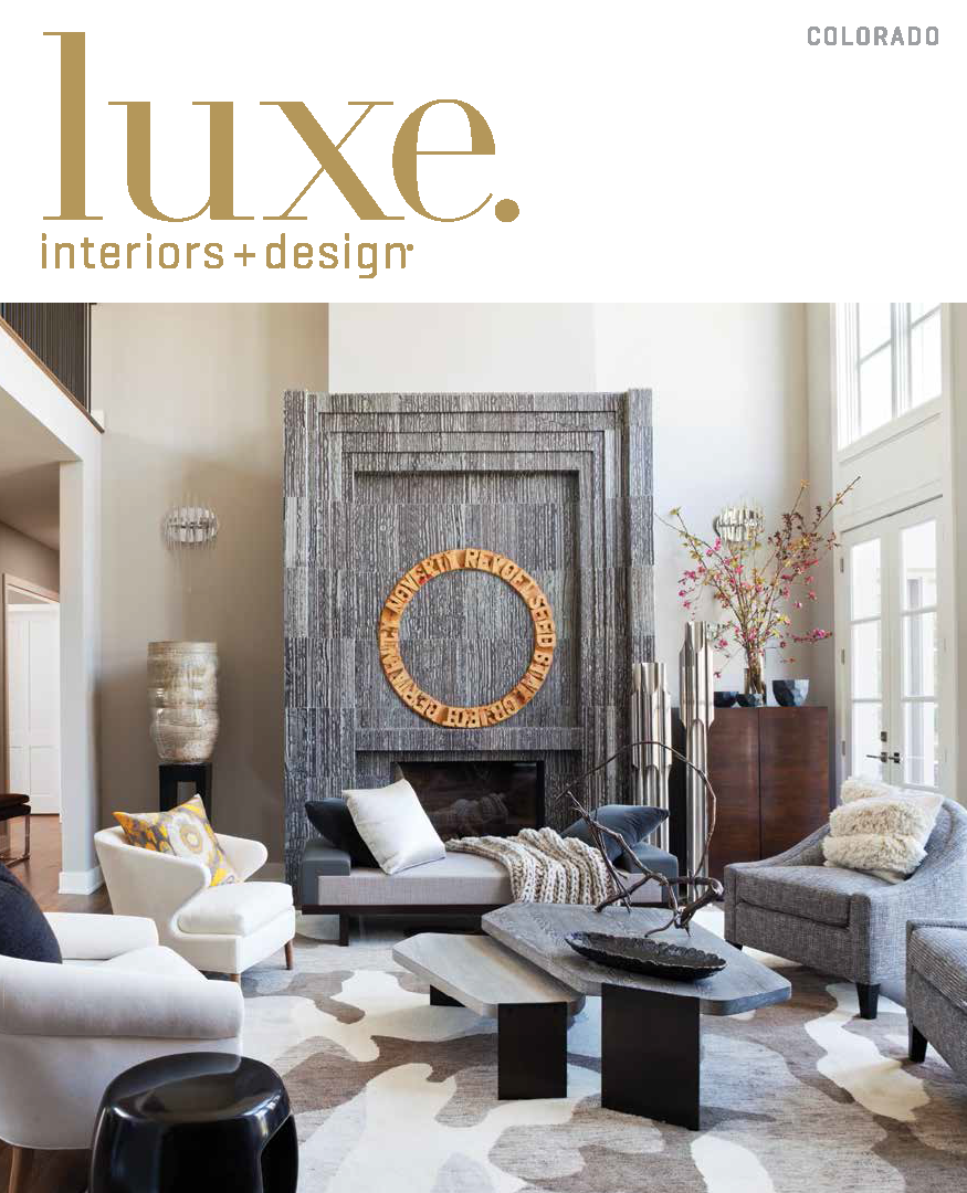 Pratt Designs   Featured In Luxe Interiors + Design