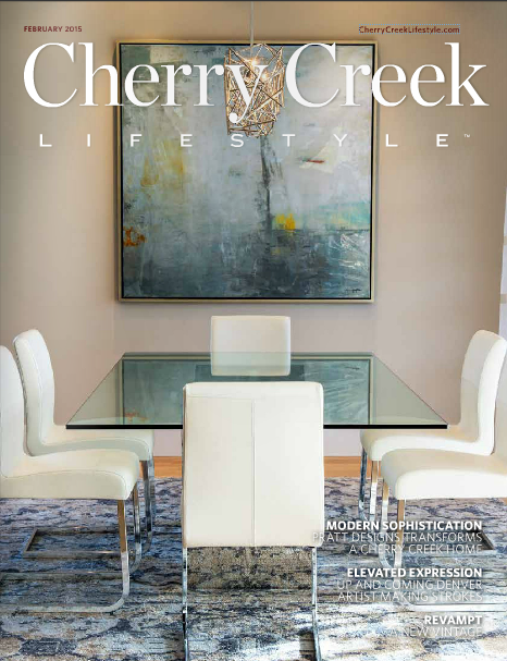 Pratt Designs - Featured in Cherry Creek Lifestyle