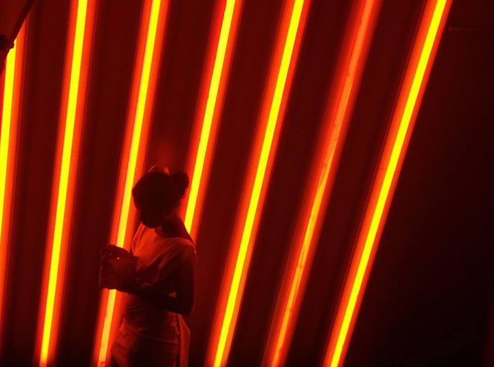 #neon #thestandardhotel #thenewyorker #newyorkerfestival #light #freemansjournal (at The Standard Hotel)
