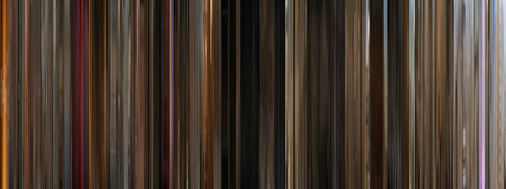 moviebarcode: Wild at Heart (1990)