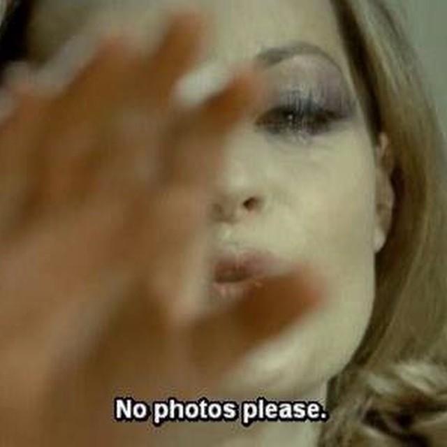 No #photos please - #selfie