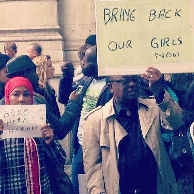 #failedstate #bringbackourgirls #nigeria
