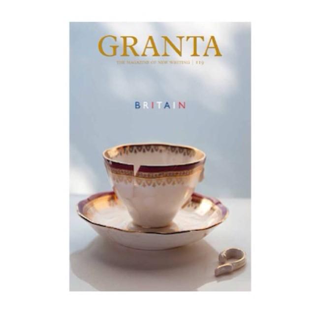 From the archive: The Granta #Britain issue which we put together in 2012. Collaborated with the very generous Sir @paulsmithdesign on the cover. We also curated a showcase on #British #identity inviting 20 different #artists to respond to the theme including #YinkaShonibare http://www.varoom-mag.com/?p=1847 #britishdesign #art #britishart #creativedirection #empire #royalty #modernbritain #london #gold #broken #bigsociety #saluarchive #colours #books #booklovers #literature