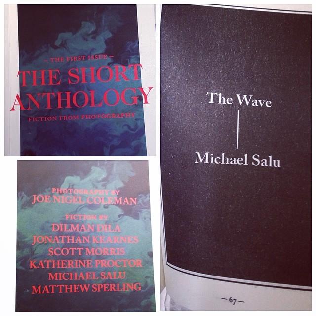 Official drunkard licence. New short #story #anthology #literature #books #SALU