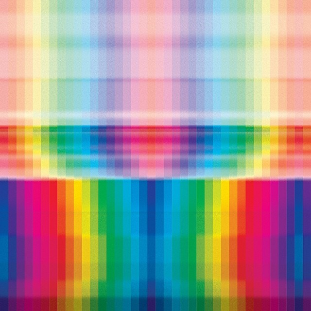 Some old #pixelart experimenting whilst we were creating the #coverart for Granta magazines #travel issue. #glitch #glitchart #pixels #colours #spectrum #rainbow #graphicart #graphicdesign #rgb #abstract #painting #digitalart