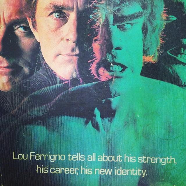 #ferrigno #hulk