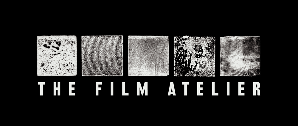 From the vault: Brand identity for The Film Atelier.