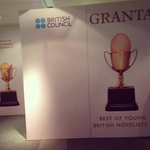 #Giant #Eggs on #display at last #night's #bestyoung launch.