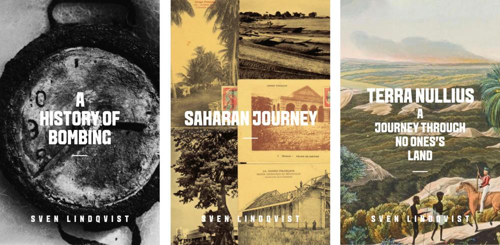 Favourite#Granta2012coversno.6: Sven Lindqvist series by #A@SWHK for @GrantaBooks