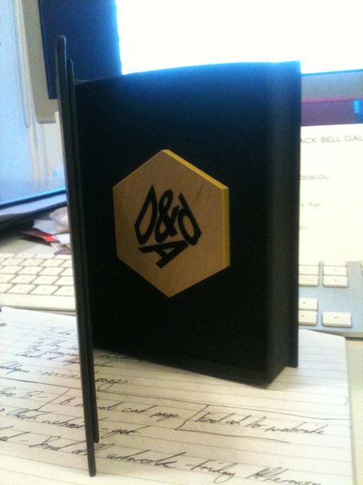 A slice of achievement arrived on my desk the other day @dandad @GrantaMag