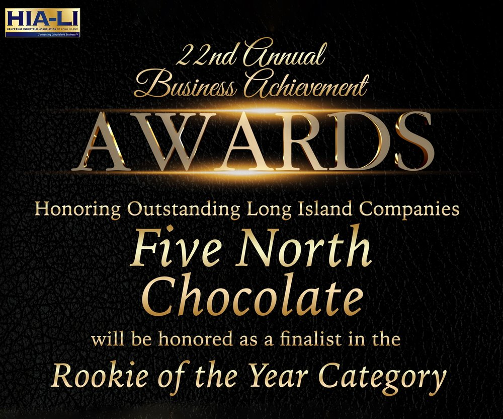 Finalist, Long Island Business Rookie of the Year