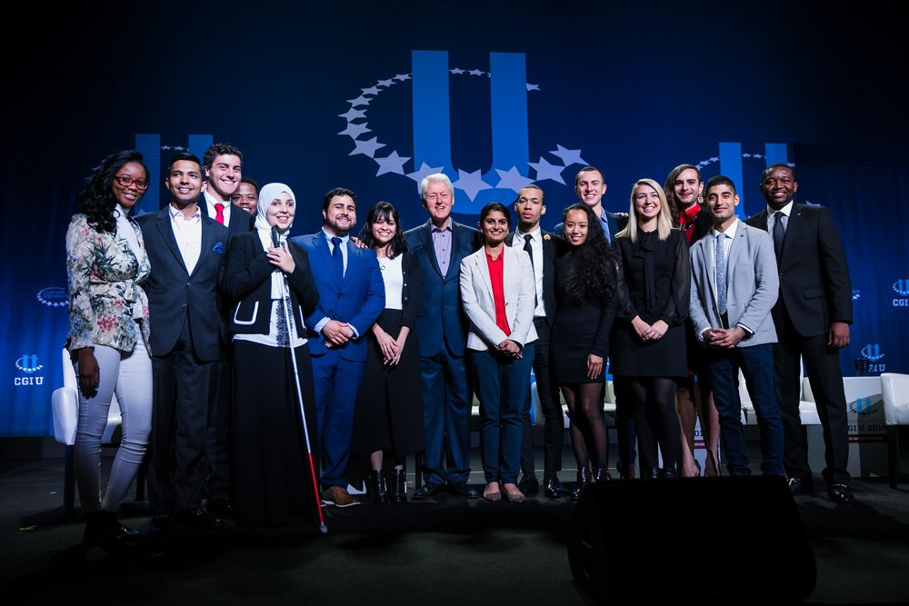 Poverty Alleviation, 2016 Clinton Global Initiative University