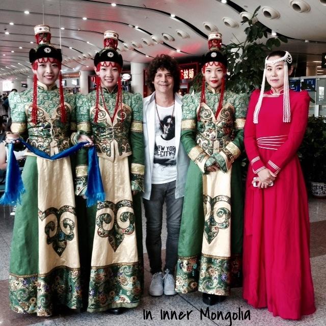 In Inner Mongolia