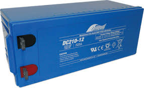 DC210-12   Dimensions: L525mm W209mm H214mm  Weight: 60.5kg  12 Volts 210AH