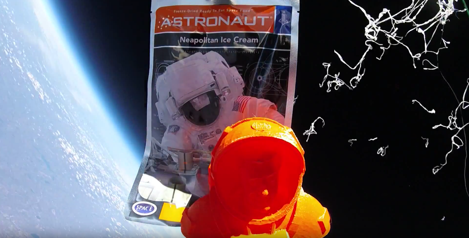 near space balloon burst altitude calculator science launch with us