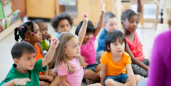 Early Learning Center    We help develop their language, cognitive, social/emotional and motor skills.     Learn More