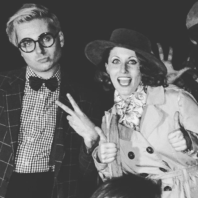 Annie and Ed: True Love! #evildead #evildeadthemusical #theatre #horror #evildead2