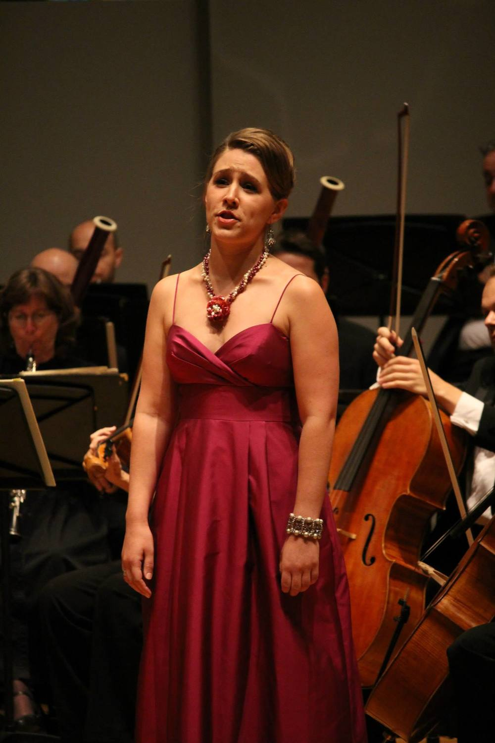 Stars of Tomorrow Concert  Des Moines Metro Opera 2015