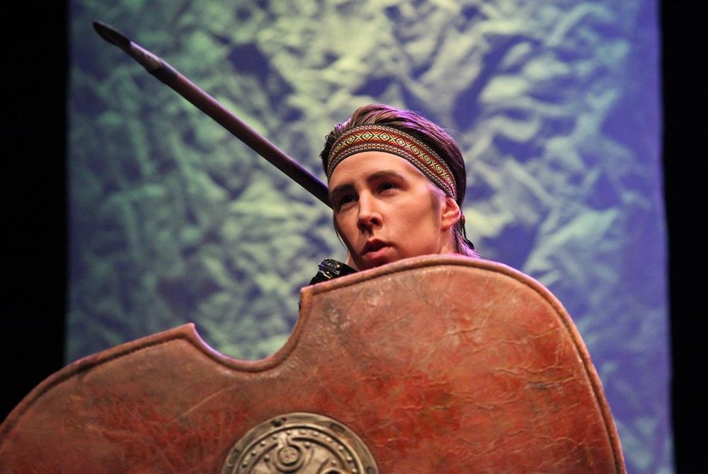 Nerone in Monteverdi's  L'incoronazione di Poppea   Opera McGill 2012