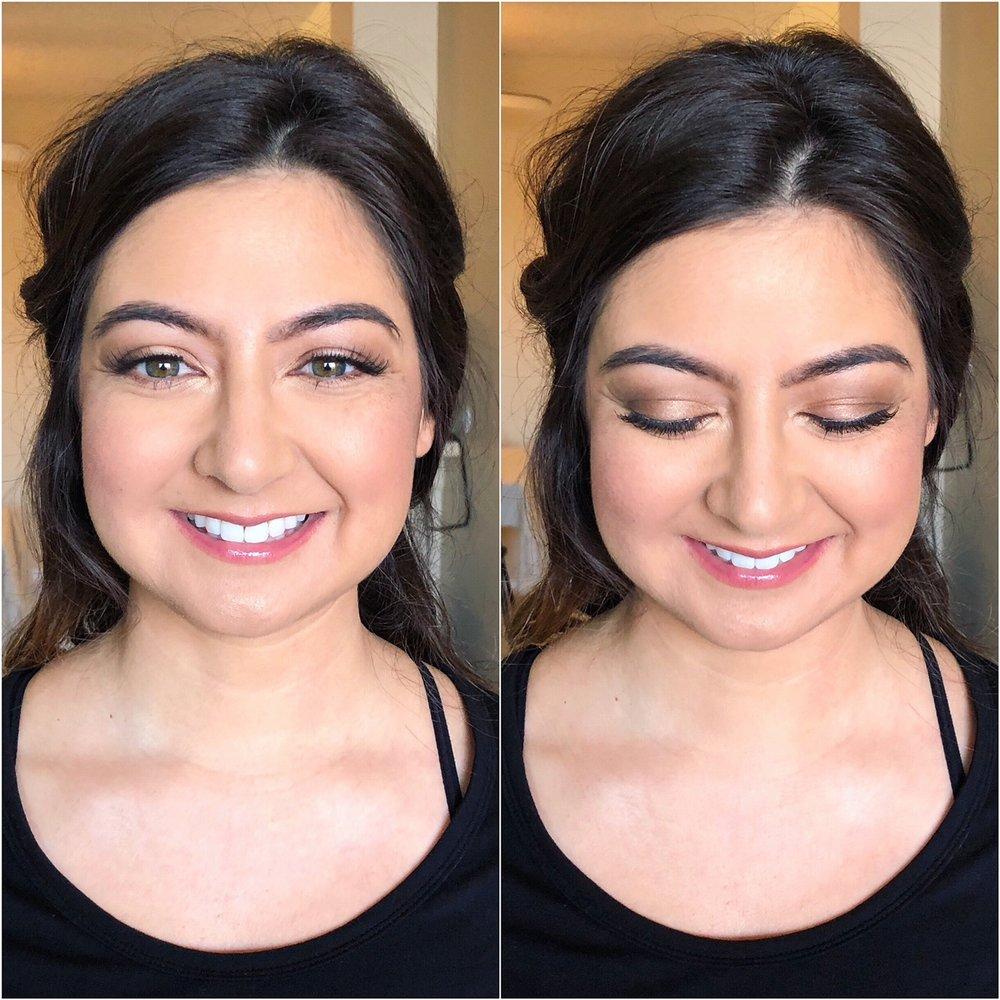 Bridal Client | Makeup by me