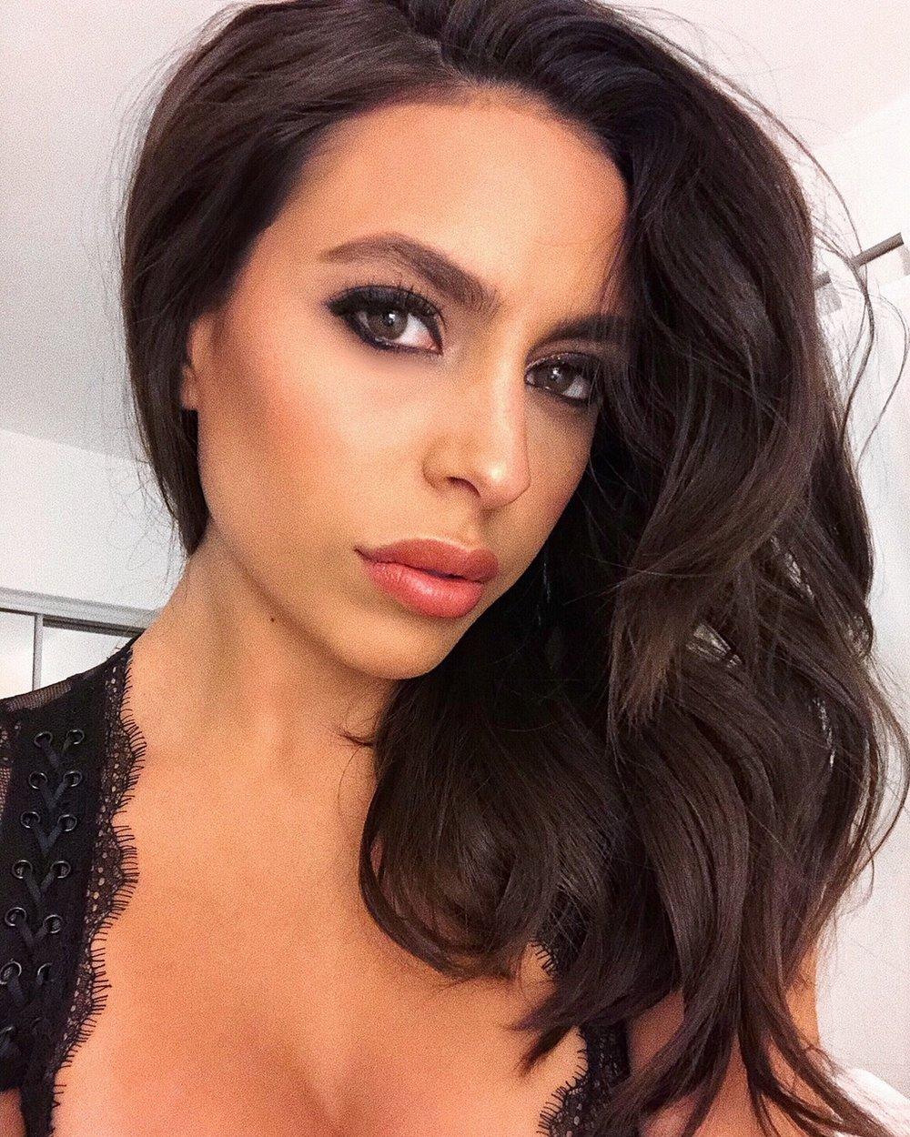Model: Rouge Apker | Hair & makeup by me