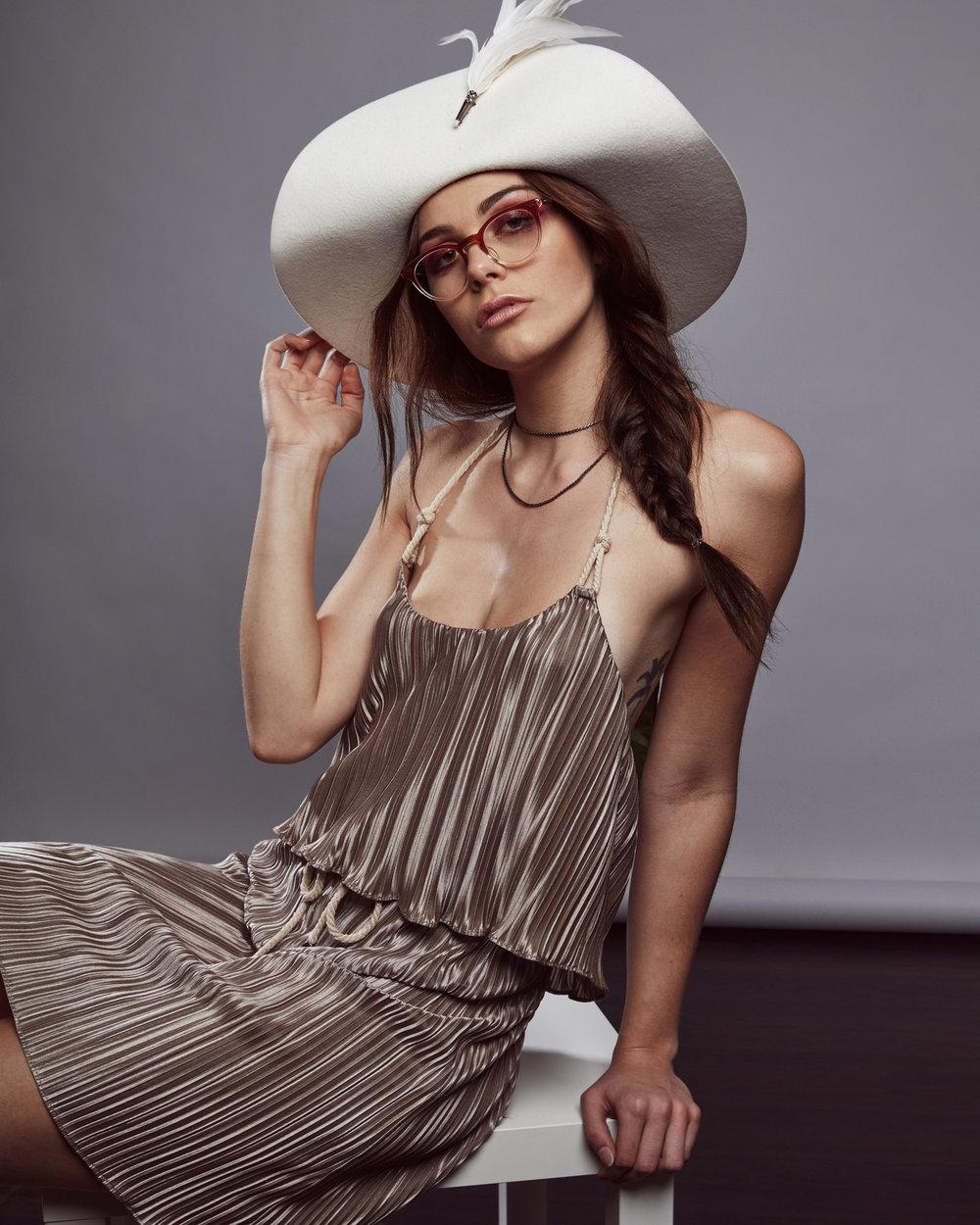 Photographer: Sergio Necoechea | Model: Ashley Warters | Styling: Landra Dulin//LA Fashion Week | Hair/Makeup by me