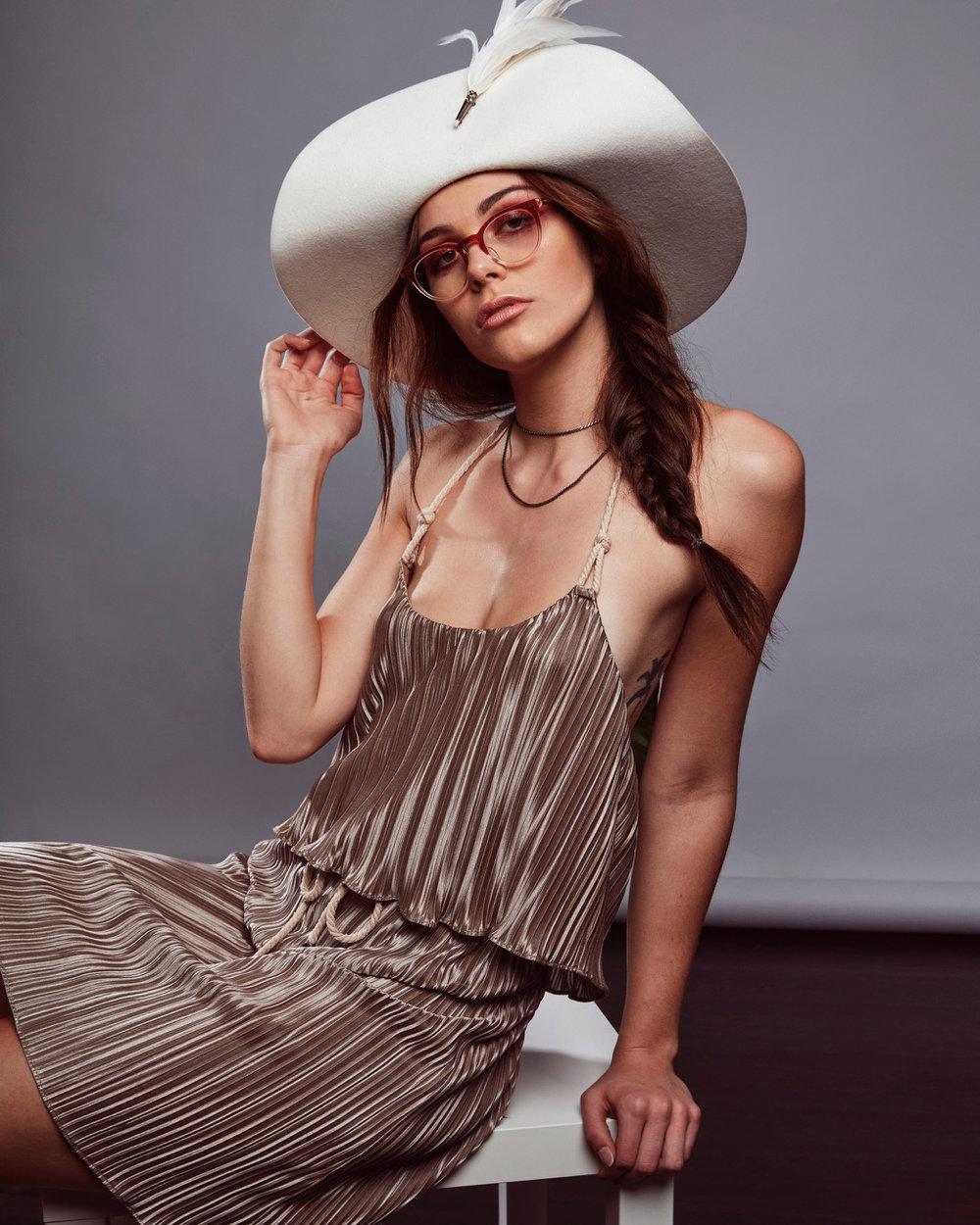 Photographer: Sergio Necoechea | Model: Ashley Warters | Styling: Landra Dulin | Hair & Makeup by Ashley Tani