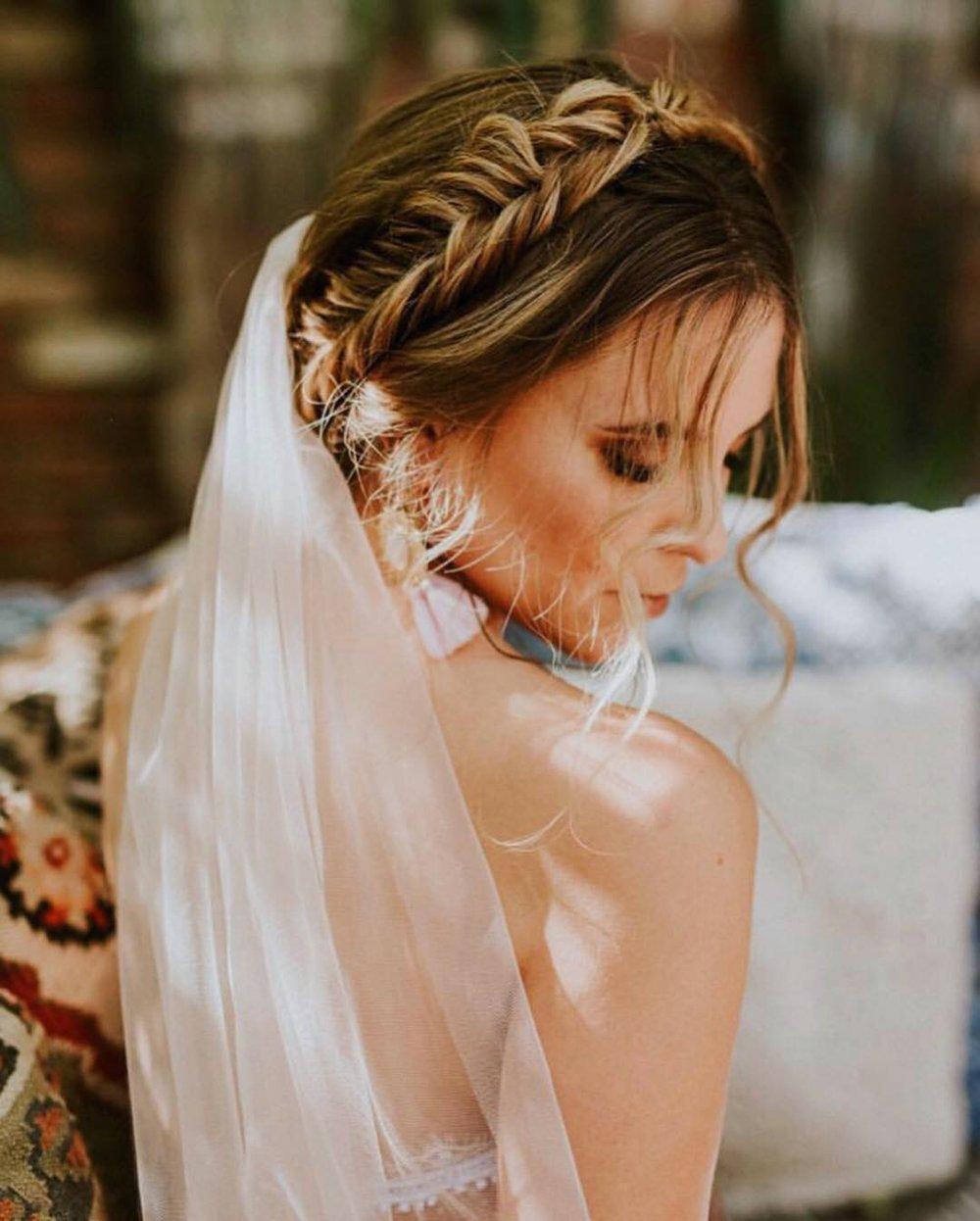 Photographer: Alyssa Strongarm | Hair: Jennifer Mau | Makeup by Ashley Tani