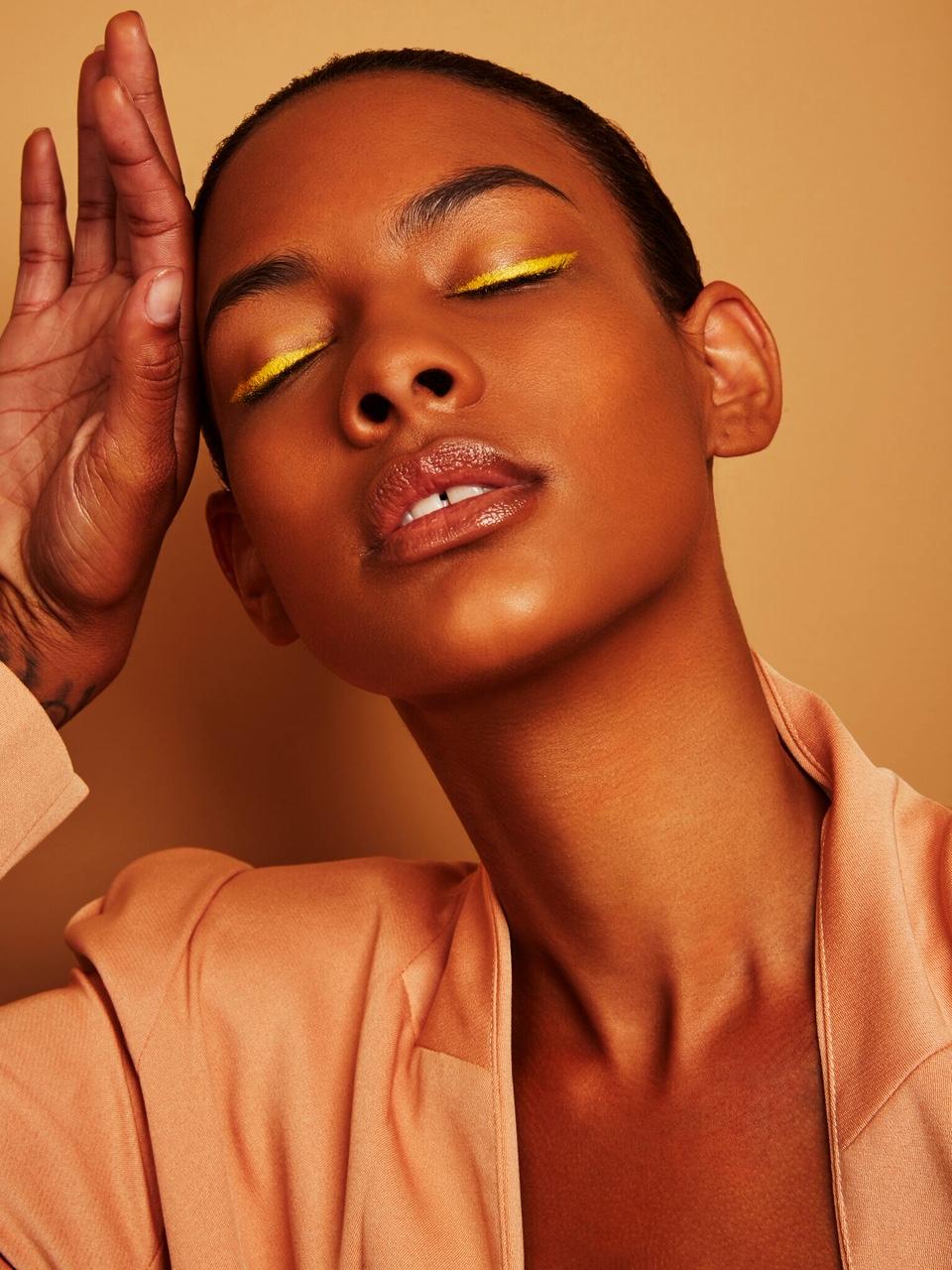 Model: Jordyn Renee | Makeup by Ashley Tani