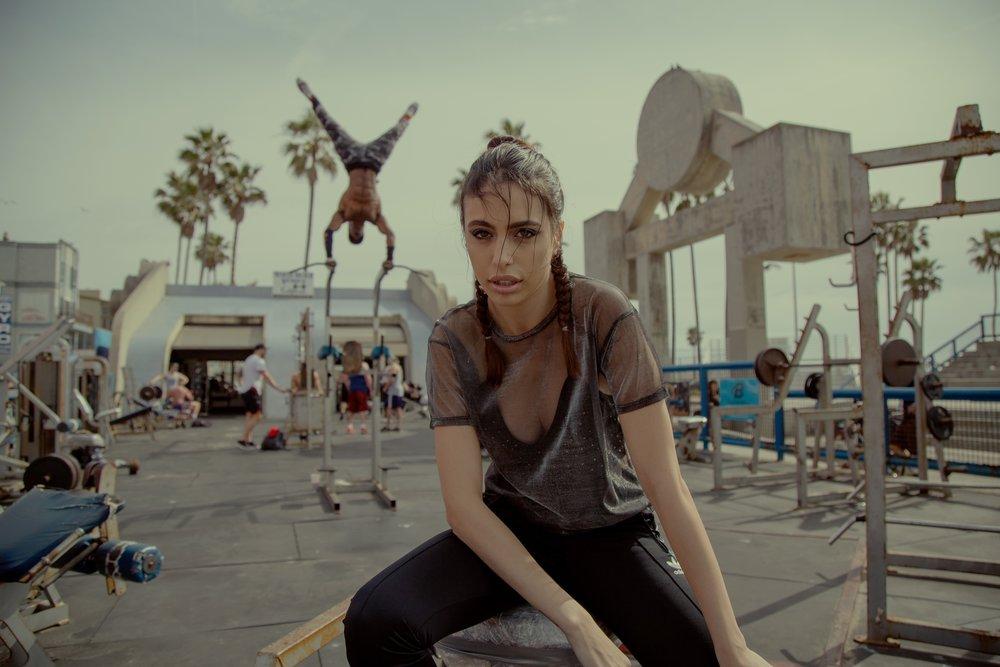 Photographer: Saw Neek | Model/Stylist: Rouge Apker