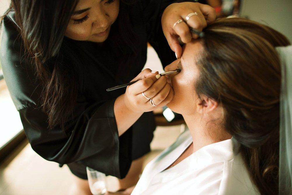 Makeup by Ashley Tani