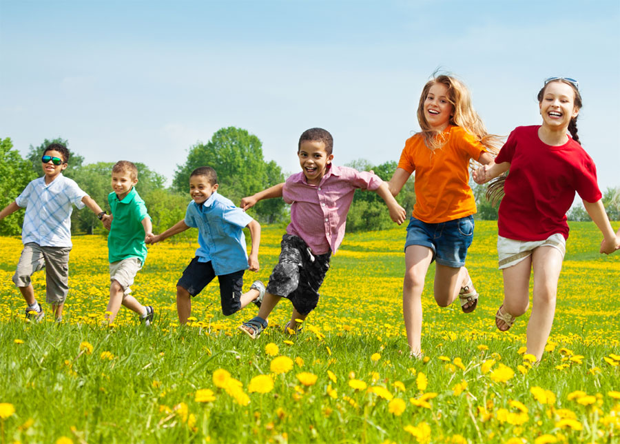 Children Holding Hands in a Field 1.jpg