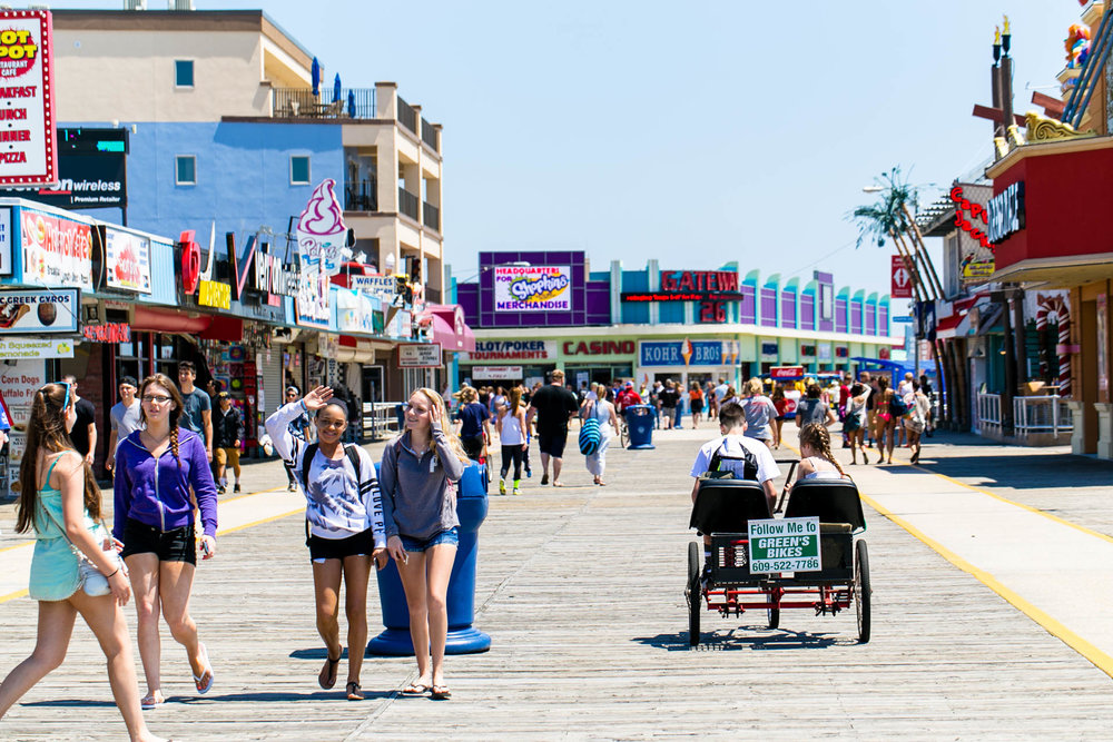 Wildwoods Boardwalk