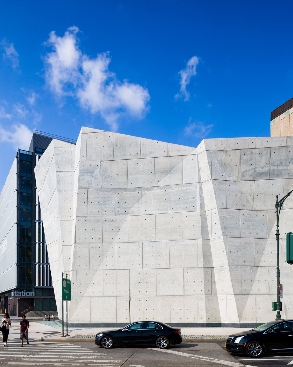 Spring Street Salt Shed - Dattner Architects