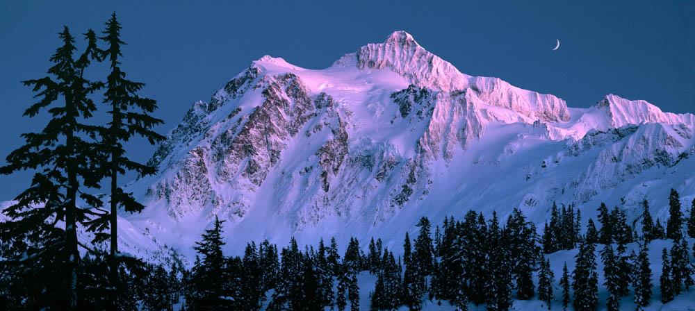 Mt. Shuksan, North Cascades