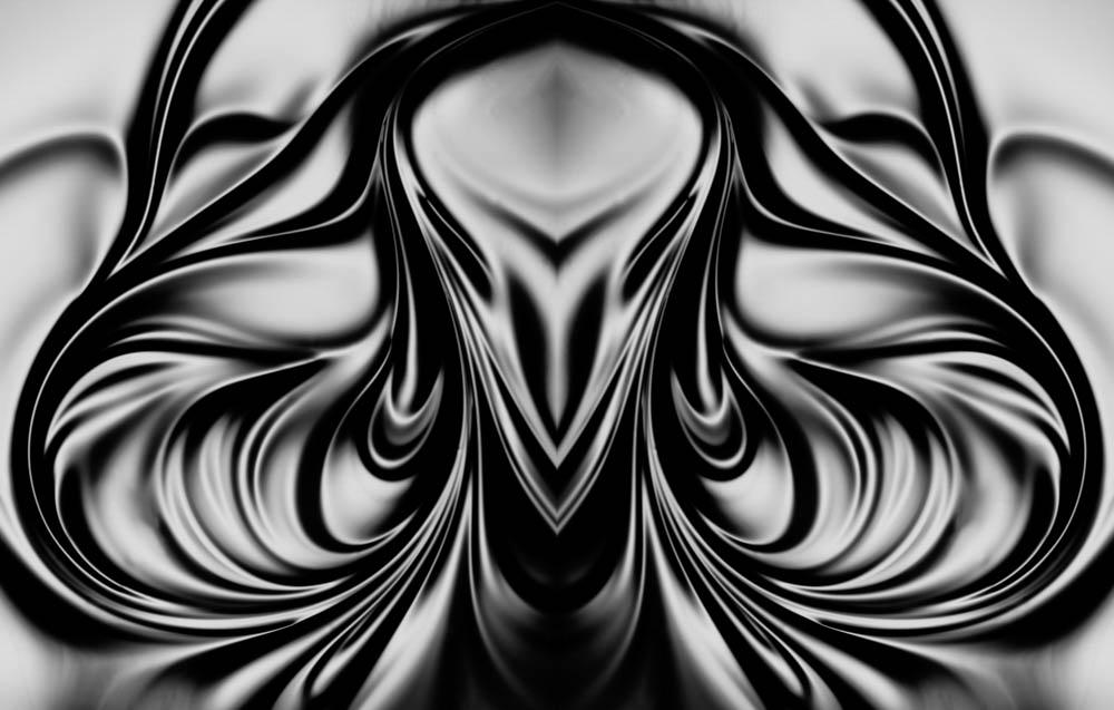 Black Gold Alien