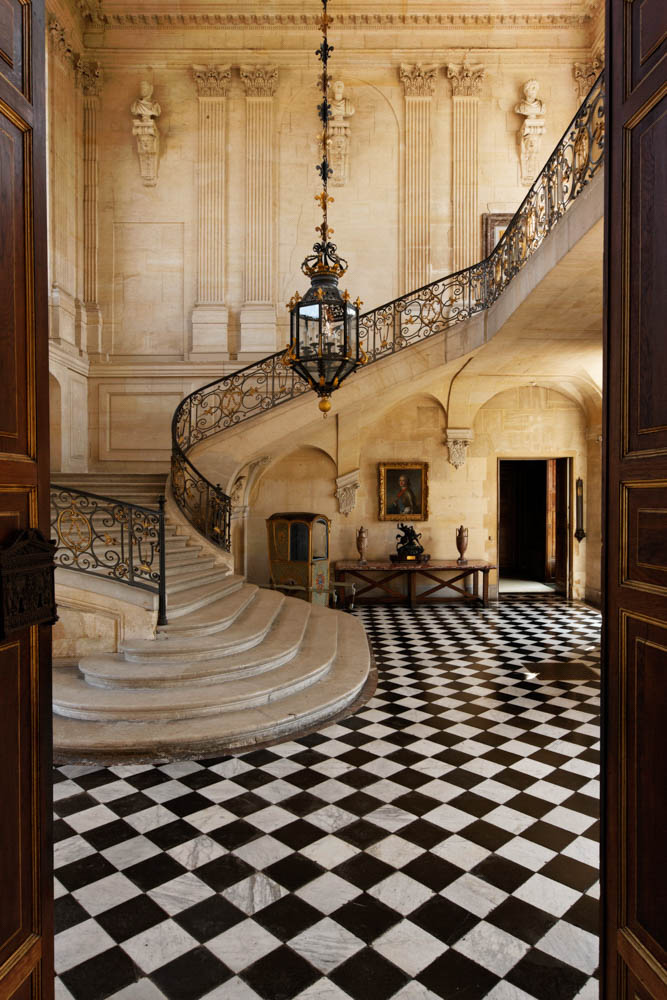 Chateau Stairs